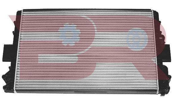 BRAC2995 BOTTO RICAMBI ohne Ausgleichsbehälter, Aluminium Kühler, Motorkühlung BRAC2995 günstig kaufen