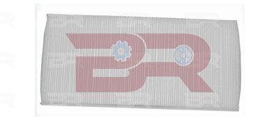 Comprare BRAC5965 BOTTO RICAMBI Largh.: 161mm, Alt.: 30mm, Lunghezza: 292mm Filtro, Aria abitacolo BRAC5965 poco costoso