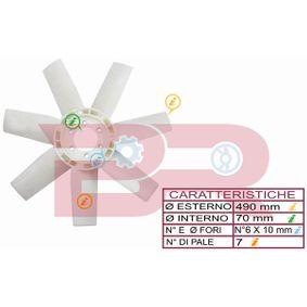 Lüfter, Motorkühlung BOTTO RICAMBI BRAC8188 mit 15% Rabatt kaufen
