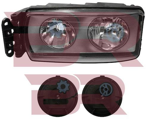 Projecteur principal BOTTO RICAMBI BREL0189 : achetez à prix raisonnables