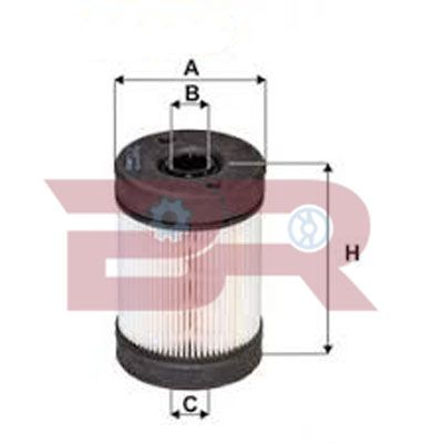 BRM1605 BOTTO RICAMBI Urea Filter: buy inexpensively