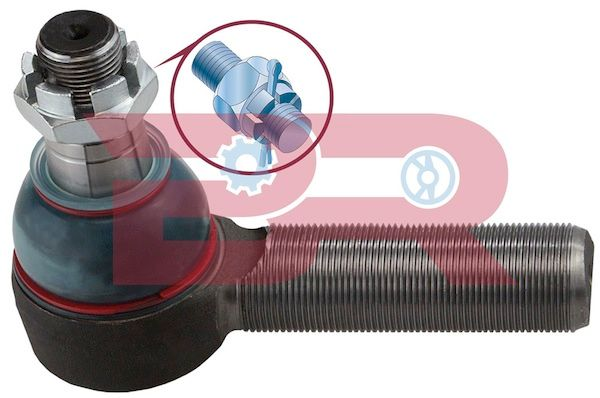 BRST8524 BOTTO RICAMBI Vorderachse Gewindemaß: M24 x 1,5L Spurstangenkopf BRST8524 günstig kaufen