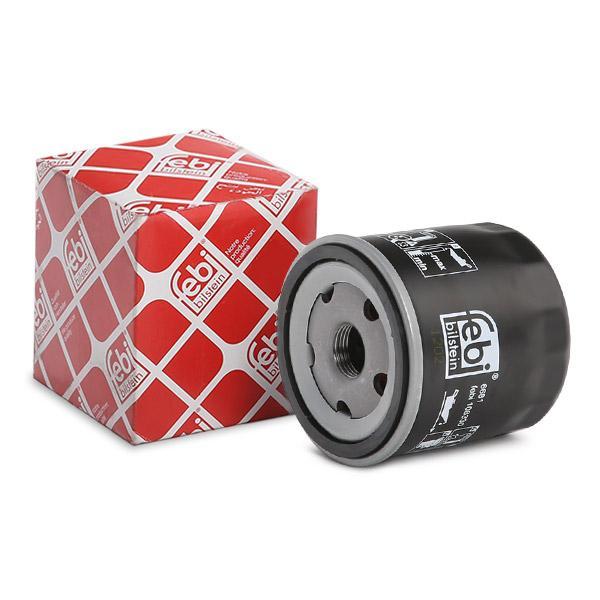 Achetez Filtre à huile FEBI BILSTEIN 108330 (Ø: 76,0mm, Hauteur: 79mm) à un rapport qualité-prix exceptionnel