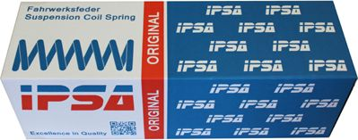 Original AUDI Fahrwerksfedern SPS00236
