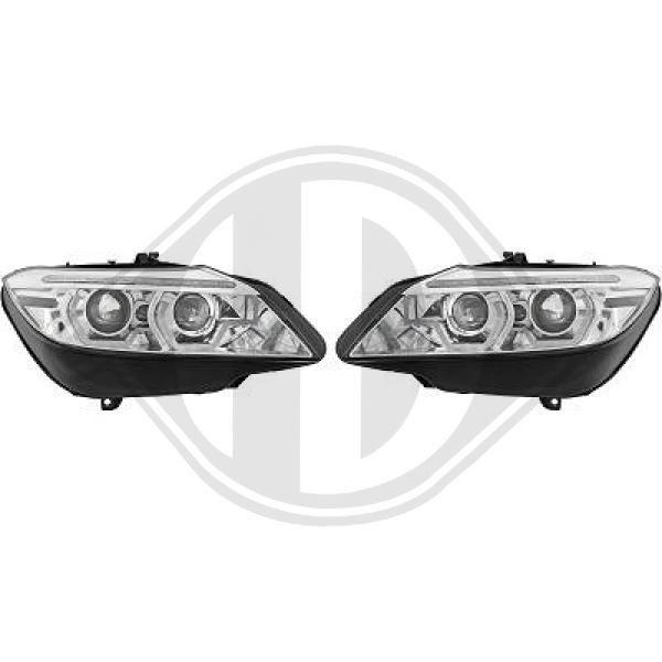 BMW Z4 2012 Scheinwerfer - Original DIEDERICHS 1251480