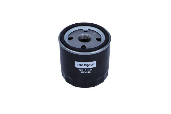 MAXGEAR: Original Ölfilter 26-1532 (Innendurchmesser 2: 62mm, Innendurchmesser 2: 62mm, Ø: 76mm, Außendurchmesser 2: 71mm, Höhe: 79mm)