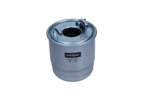 PF1364 MAXGEAR Leitungsfilter Höhe: 116,5mm Kraftstofffilter 26-1552 günstig kaufen
