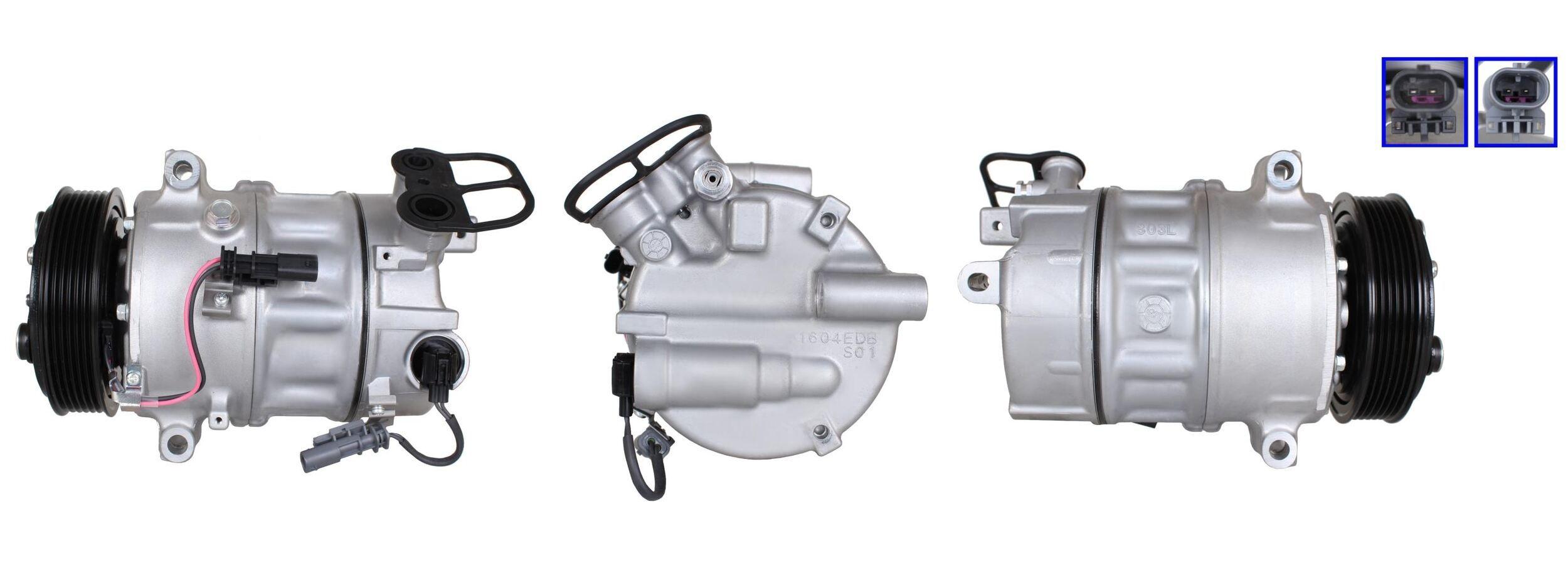 Original OPEL Kompressor Klimaanlage ACP01221