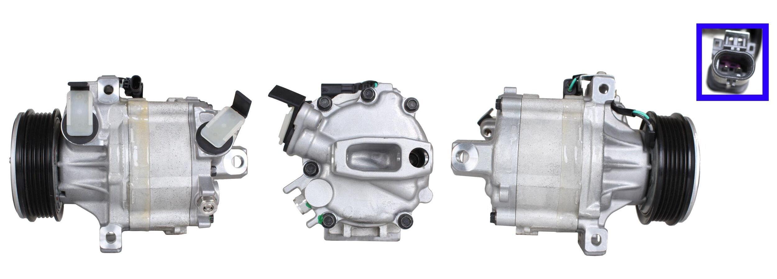 Kompressor Klimaanlage LUCAS ACP01223
