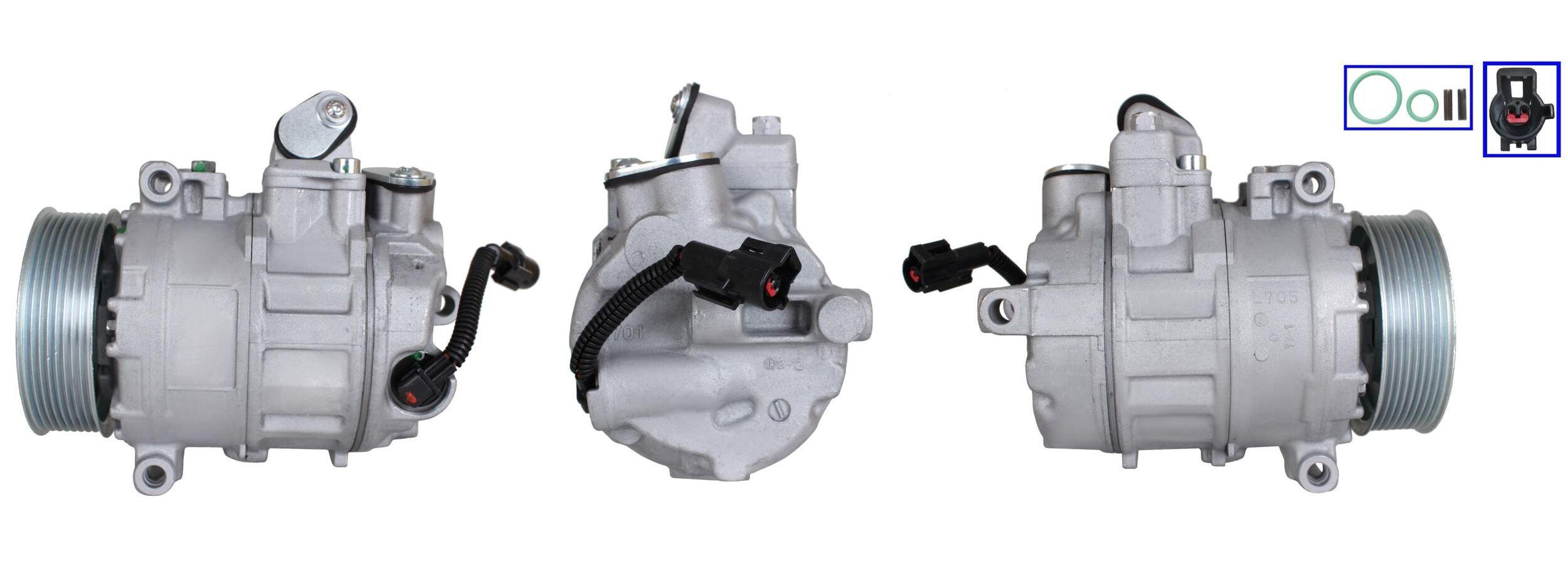 Original LAND ROVER Kompressor ACP01224