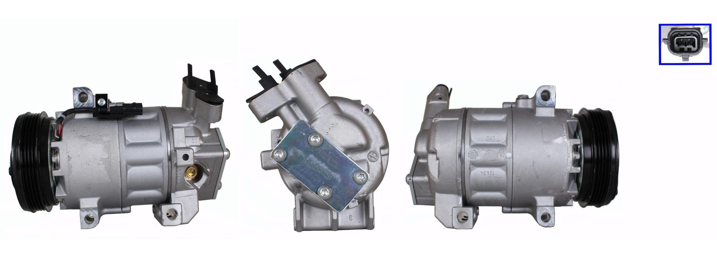 Original JAGUAR Kompressor ACP01228