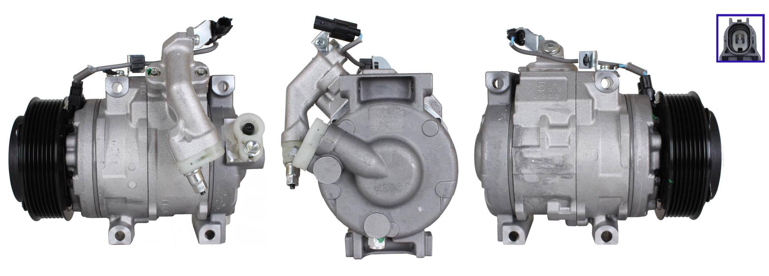 Original HONDA Kompressor ACP01234