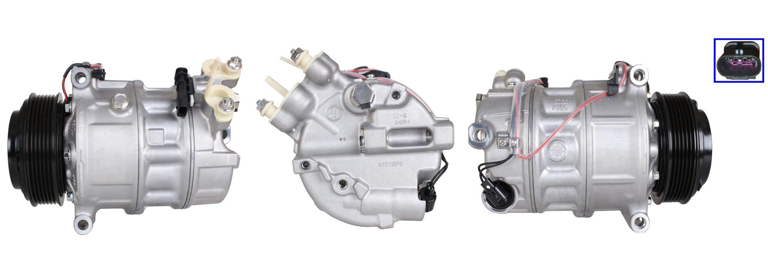 Original LAND ROVER Kompressor Klimaanlage ACP01235