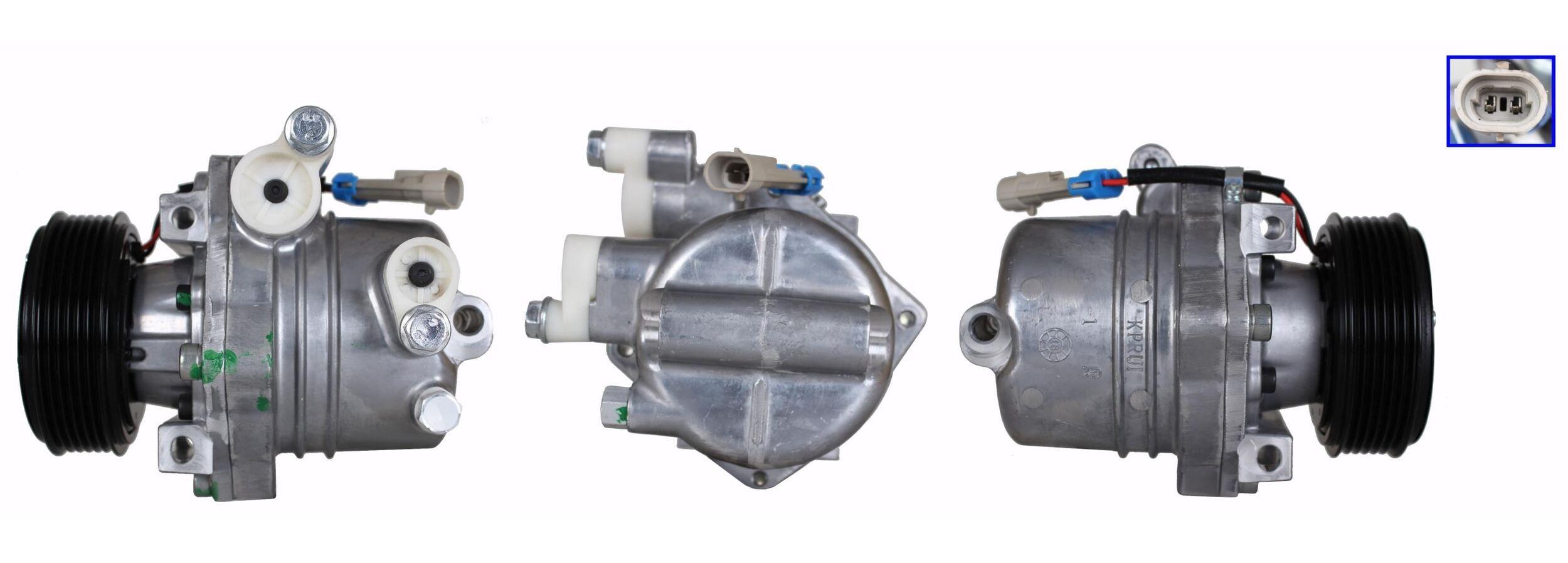 Klimakompressor LUCAS ACP01246