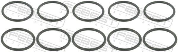 Achetez Joint d'étanchéité boîtier de filtre à huile FEBEST RINGOL-037-PCS10 () à un rapport qualité-prix exceptionnel