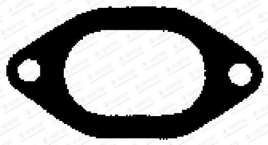 Packning insug grenrörshus 31-024274-10 GOETZE — bara nya delar