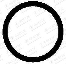 GOETZE: Original Ansaugkrümmerdichtung 50-027823-00 ()