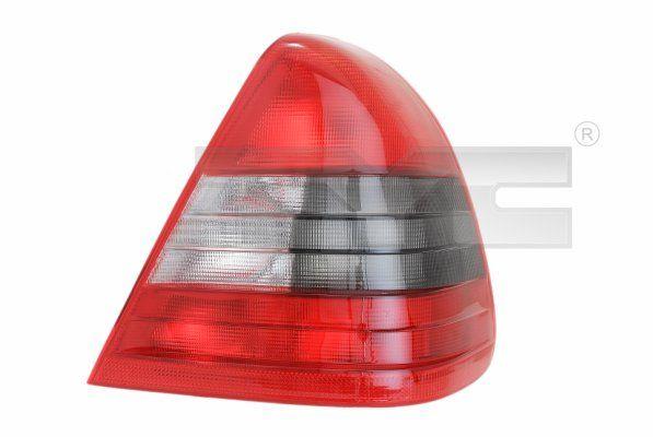 11-5192-05-2 TYC links, mit Lampenträger Lichtscheibenfarbe: rauchgrau Heckleuchte 11-5192-05-2 günstig kaufen