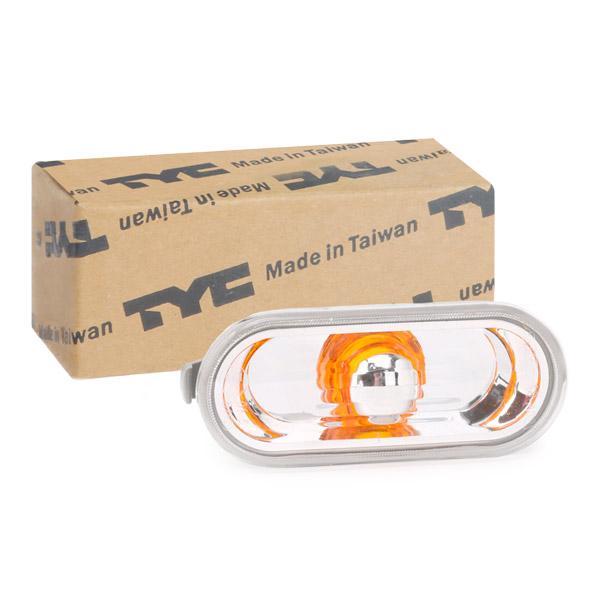 TYC Frecce VW,SKODA,FORD 18 0605 01 2 2K0949117A,2K0949117B,7E0949117 Indicatore di Direzione,Indicatore