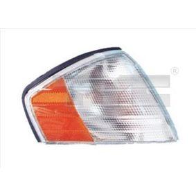 Blinker Blinklicht Blinkleuchte NEU TYC links weiß 18-2070-11-2