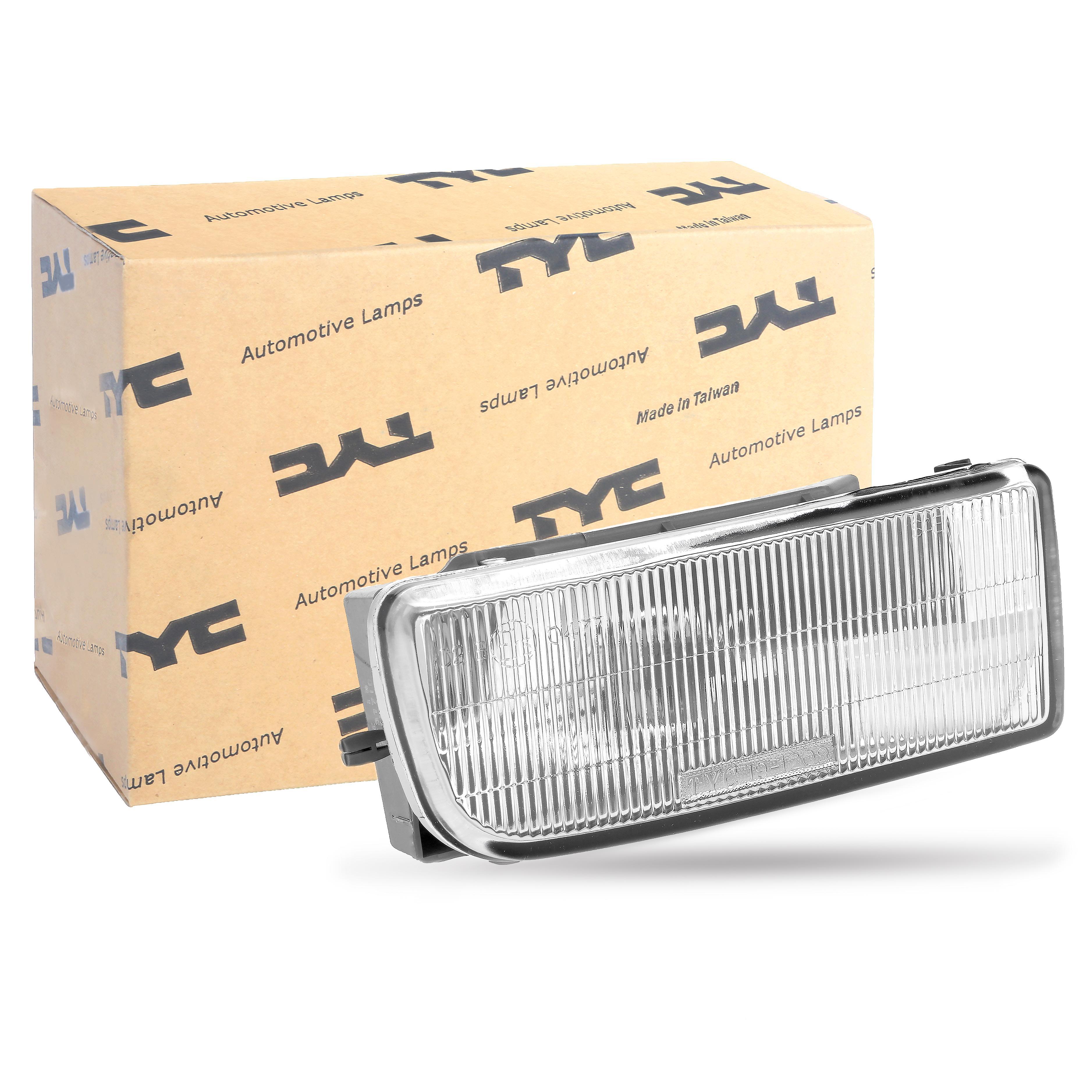 Köp TYC 19-1209-05-2 - Dimst: Höger, med lamphållare Lamptyp: H1