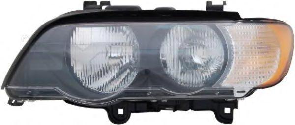 BMW X5 2020 Autoscheinwerfer - Original TYC 20-0500-15-2 Links-/Rechtsverkehr: für Rechtsverkehr, Fahrzeugausstattung: für Fahrzeuge mit Leuchtweiteregelung (elektrisch)