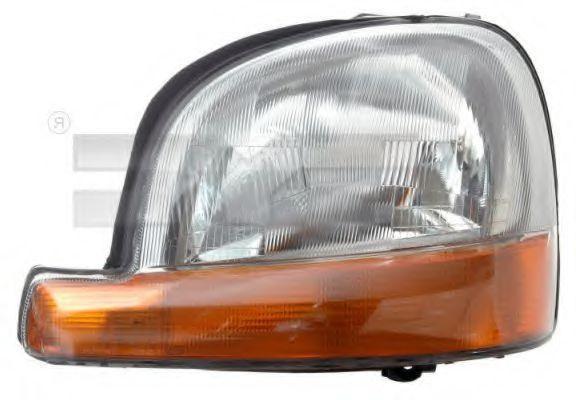 Frontscheinwerfer TYC 20-5298-08-2
