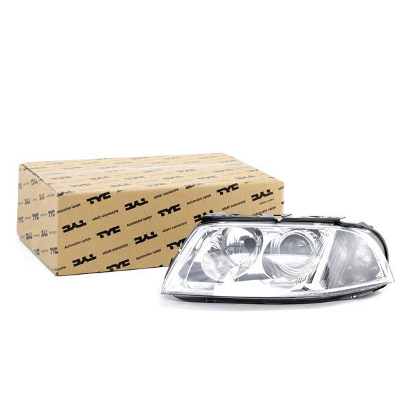 TYC: Original Autoscheinwerfer 20-6244-05-2 (Links-/Rechtsverkehr: für Rechtsverkehr, Fahrzeugausstattung: für Fahrzeuge mit Leuchtweiteregelung (elektrisch))