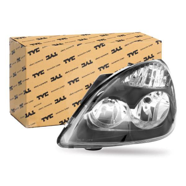 Frontscheinwerfer TYC 20-6358-05-2