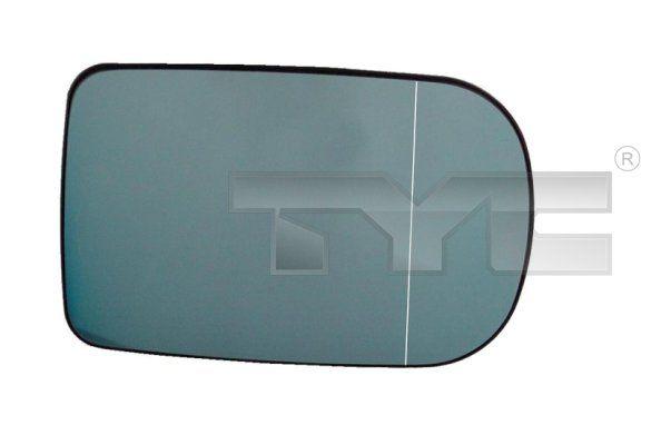 Spiegelglas Außenspiegel TYC 303-0026-1