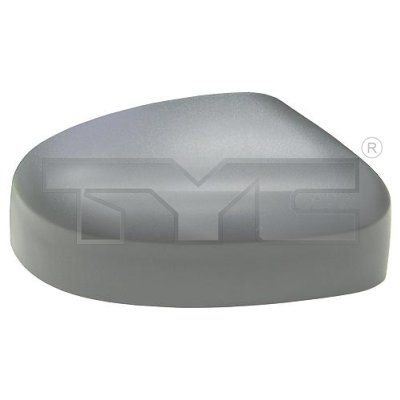 Ford MONDEO 2020 Door mirror cover TYC 310-0117-2: Right, Primed
