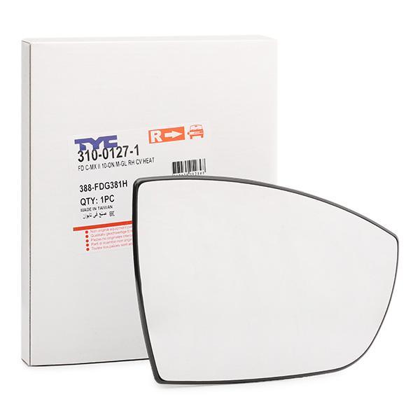 Sidospegelglas 310-0127-1 som är helt TYC otroligt kostnadseffektivt
