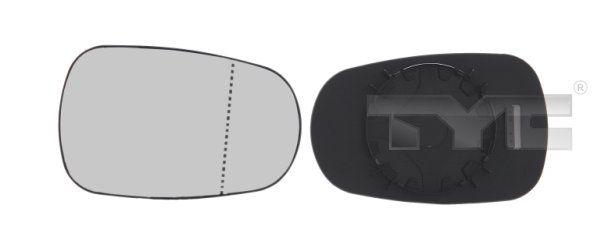 Außenspiegelglas TYC 324-0008-1