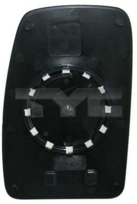 Außenspiegelglas TYC 325-0071-1