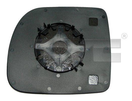 Spiegelglas Außenspiegel TYC 328-0025-1
