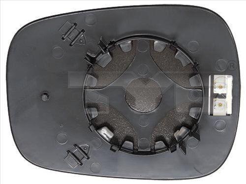 Spiegelglas TYC 328-0031-1