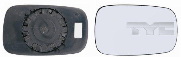 328-0085-1 TYC rechts Spiegelglas, Außenspiegel 328-0085-1 günstig kaufen