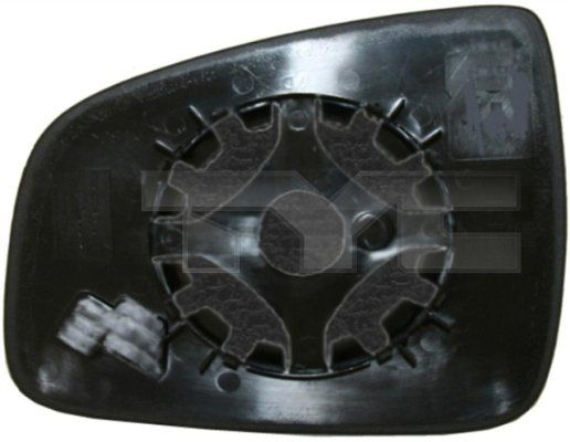 Außenspiegelglas TYC 328-0126-1