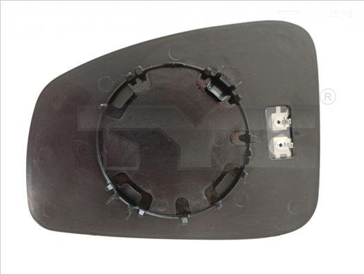 Rückspiegelglas TYC 328-0143-1
