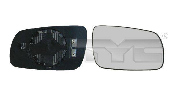 332-0013-1 TYC rechts Spiegelglas, Außenspiegel 332-0013-1 günstig kaufen