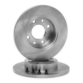 DDF055 Bremsscheibe FERODO - Markenprodukte billig