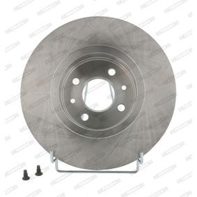 DDF1124 Bremsscheibe FERODO in Original Qualität