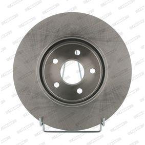 DDF1125 Bremsscheibe FERODO - Markenprodukte billig