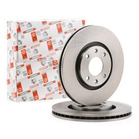 Achat de DDF1152 FERODO PREMIER ventilé, avec vis/boulons Ø: 283mm, Nbre de trous: 4, Epaisseur du disque de frein: 26mm Disque de frein DDF1152 pas chères