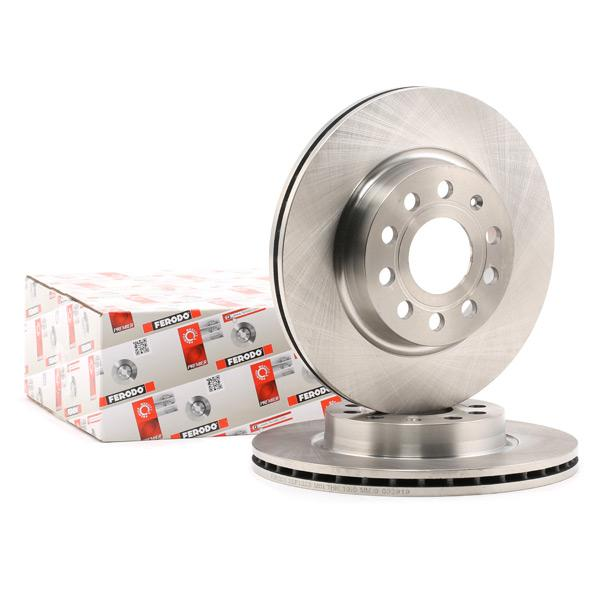 DDF1223 Discos de Freno FERODO DDF1223C - Gran selección — precio rebajado