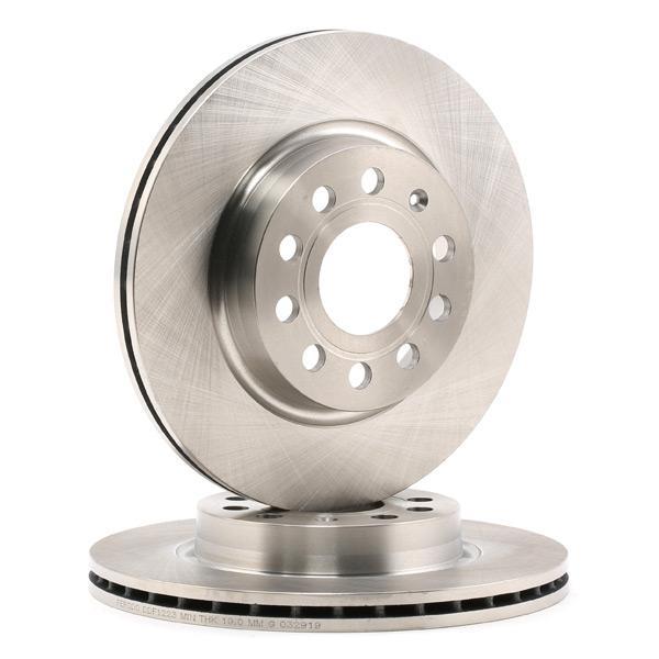DDF1223 Disco de freno FERODO - Productos de marca económicos
