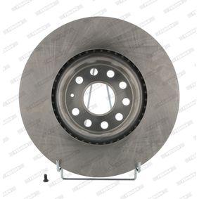 DDF1305 Discos de Freno FERODO - Experiencia en precios reducidos
