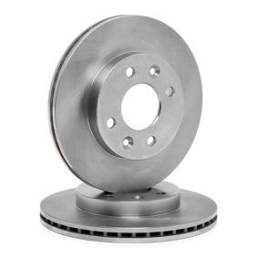 DDF158 Bremsscheibe FERODO DDF1581 - Große Auswahl - stark reduziert