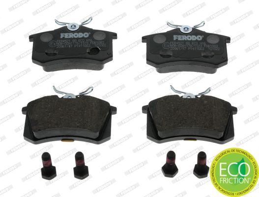 FDB1083 Bremssteine FERODO in Original Qualität