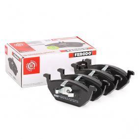 23130 FERODO PREMIER ECO FRICTION no preparado para indicador de desgaste, con clip de émbolo Altura 1: 54,7mm, Espesor: 19,7mm Juego de pastillas de freno FDB1094 a buen precio
